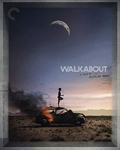Criterion Collection: Walkabout [Blu-ray] [Importado]