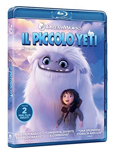 Il Piccolo Yeti ( Blu Ray)
