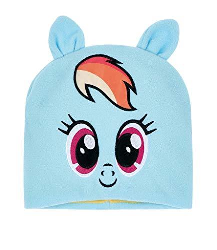 My Little Pony Chicas Gorro de Lana - Azul - 52