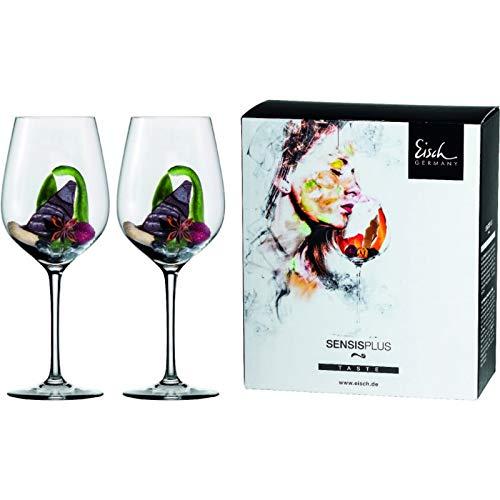 Eisch Glas Superior Sensis Plus - Rotwein 500/2 - 2 Stk im Geschenkkarton