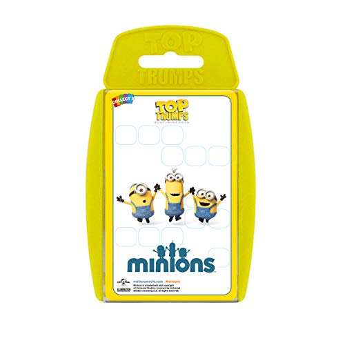 Minions Educational Card Game