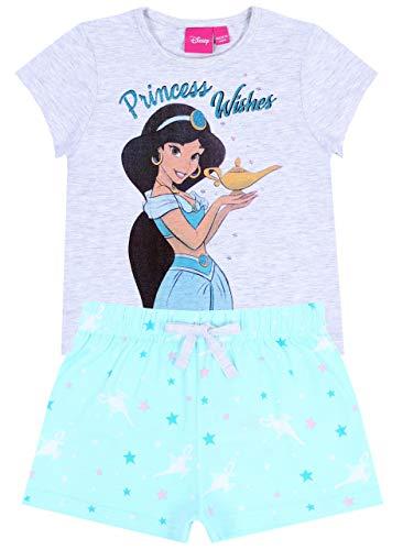 Pijama de Color Gris y Menta Jasmín...