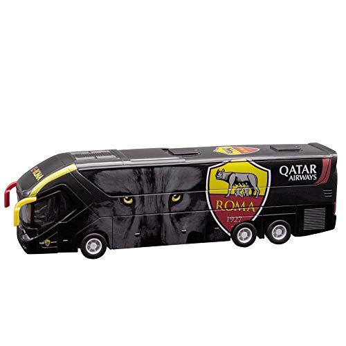 Mondo Motors-Pullman A.S. Roma modellino Giocattolo-Bus con retrocarica Frizione Pull Back...