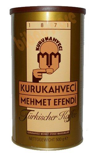 Kurukahveci Mehmet Efendi Kaffee Mehmet Efendi 500g 6-er Pack