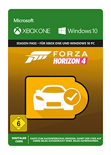 Forza Horizon 4: Car Pass DLC   Xbox One - Online Game Code
