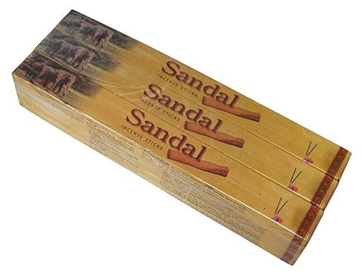 触覚宿流すCYCLE(サイクル) サンダル香 スティック SANDAL 12箱セット