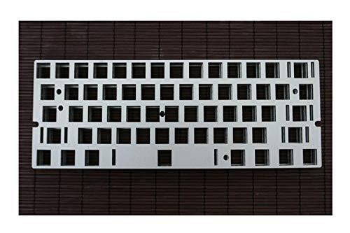 回路基板 75%のステンレススチールサポートPCBメカニカルキーボードステンレス鋼板 (Colore : XD84 steel plate)