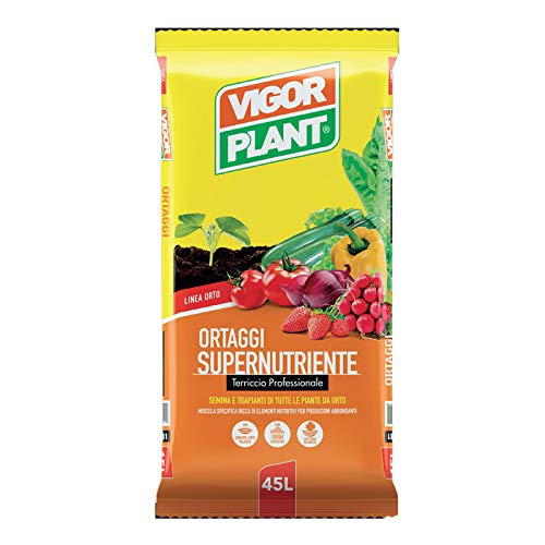 VIGORPLANT Terriccio supernutriente 50 lt