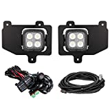 Vision X Lighting XIL-OEV20JTM460 2020+ Jeep Gladiator Reverse Light Kit