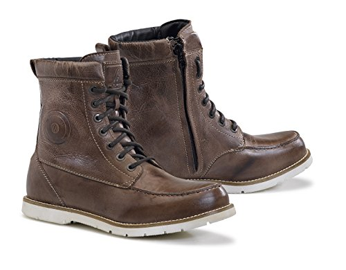 Forma Schuh Moto Naxos WP Eichzulassung CE, Braun, 43
