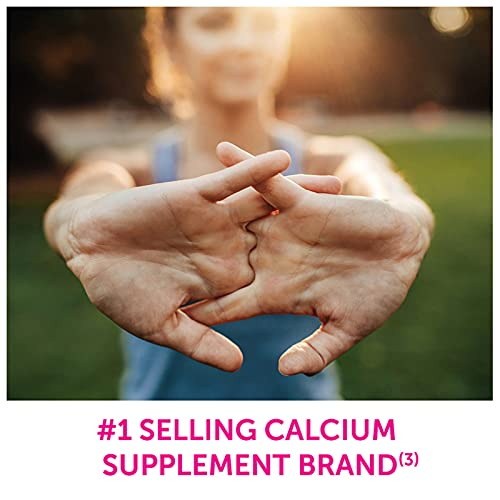 Caltrate 600+D3 Calcium and Vitamin D Supplement Tablet for maximum calcium absorption, 600 mg -200 Count (Pack of 1)