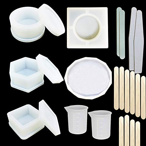 Woohome 43 Pz stampi in silicone