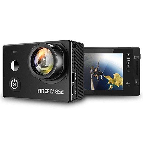 HawkEye Firefly 8SE Schermo tattile 4K Fotocamera Sportiva Lente da 170 Gradi