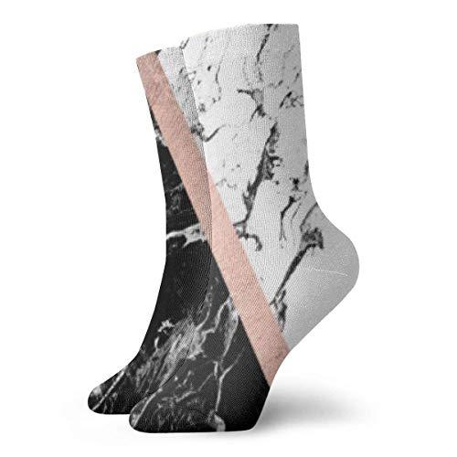 leyhjai Weihnachtsbaum Athletic Socks, Unisex Mid-Calf Socks Söckchen