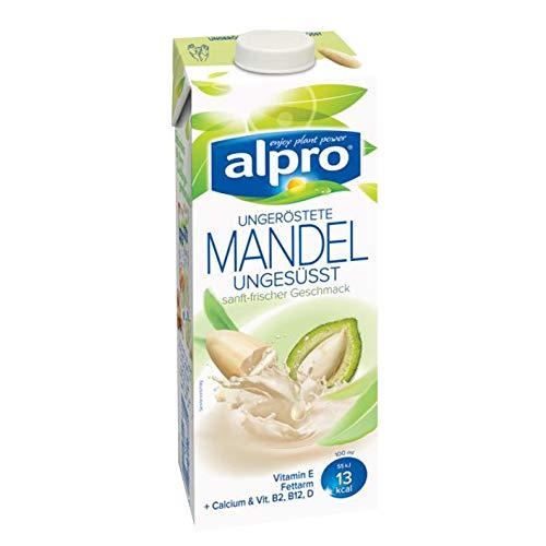 Alpro Mandel Drink ungesüsst - 1 l laktosefrei, vegan