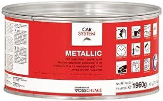 CAR SYSTEM Masilla Aluminio 2 KG