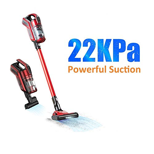 Find Bargain GYZB-KPQYI Gbw-scxcq Vacuum Cleaner, 22000Pa Rechargeable Wireless Vacuum Cleaner for H...