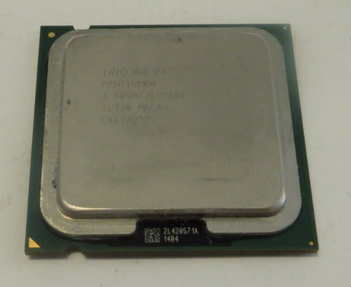 Intel Pentium 4 550 3.40GHz 800MHz 1MB Socket 775 CPU