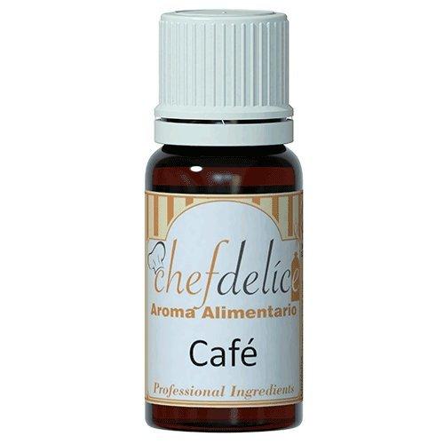 Chefdelice Chefdelice Aroma Concentrado Para Glaseados, Helados, Horneados Y Cremas Sabor Café,...
