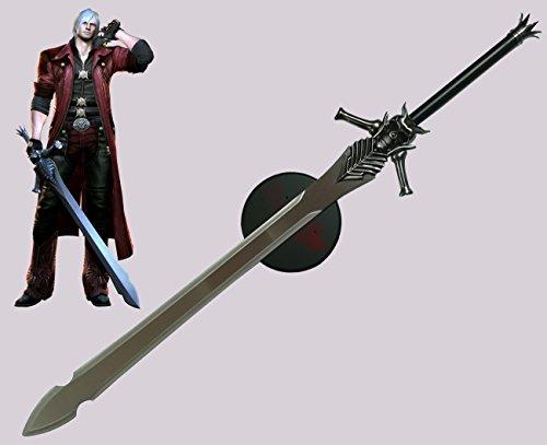 Il Nuovo Mondo Devil May CRY Rebellionsgroßschwert Dante Rebellion Schwert und Dante