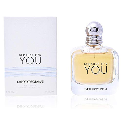Emporio Armani Because It's You 3.4 Ounce / 100 ml