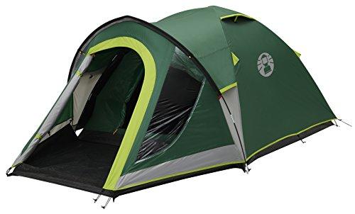 Coleman Tente Kobuk Valley 3, tente de camping, toile de tente 3 personnes avec Technologie BlackOut...