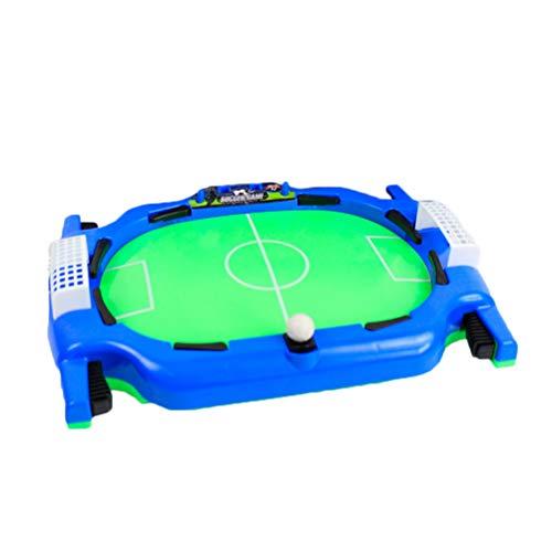 TOYANDONA Tischtennisplatte Fußball Fußball Spiel Tischplatte Fußball Spiel Flipper Tischspiele Fun Interaktive Sport Spielzeug für Kinder und Erwachsene