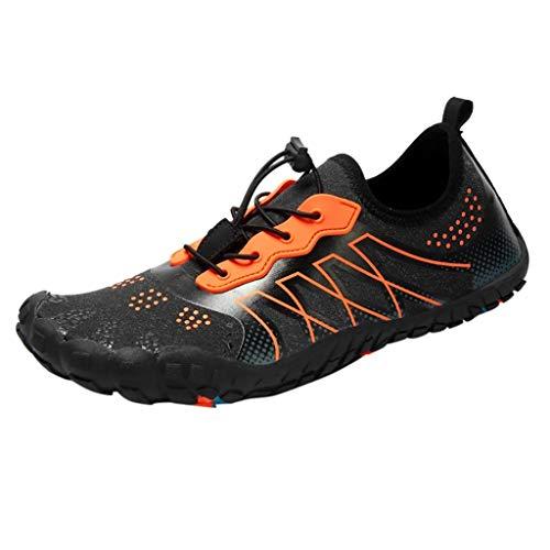 POLP Zapatos de Agua de Secado rápido para Hombre Mujer Piscina de...