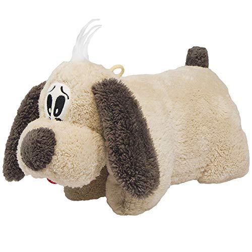 Schecker Kopfkissen Hund auch als Kissen verwendbar