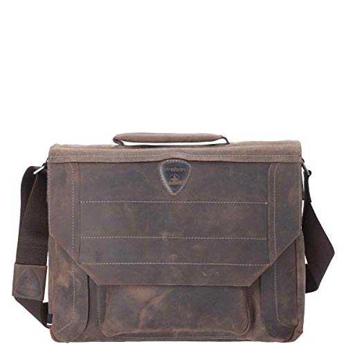 Strellson hunter briefbag mhf Herren Leder Aktentasche