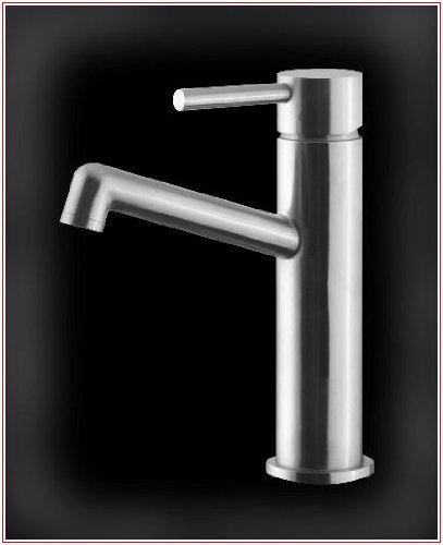 De lanwa - Baño de acero grifo mezclador de lavabo del grifo...