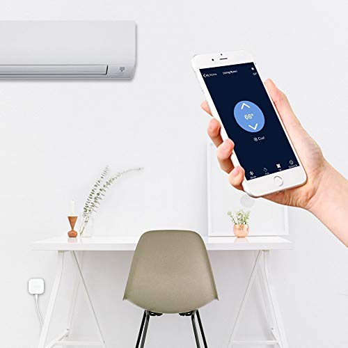 Gidbo - Smart AC Controller - WiFi - App for Android & iOS - Compatible with Alexa & Google Home