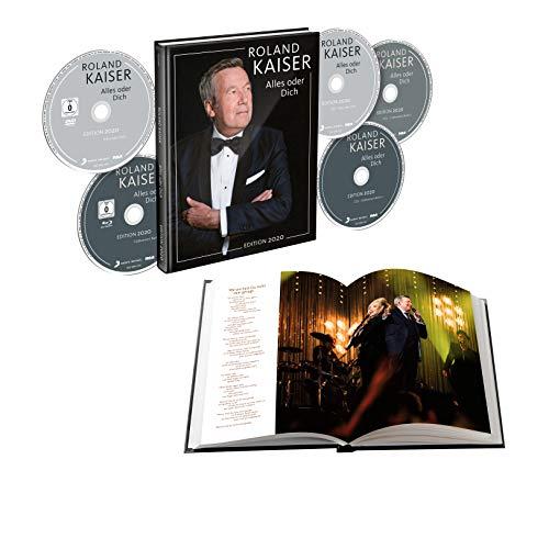 Alles oder Dich (Edition 2020) - Ltd.Buch