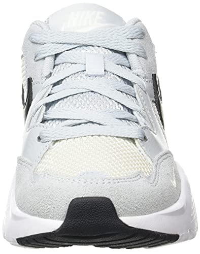 Nike Air MAX Fusion, Zapatillas para Correr Mujer, Aura/Black-Pale Ivory-White, 38 EU