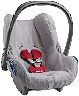 Maxi-Cosi CabrioFix Car Seat Summer Cover, Cool Grey