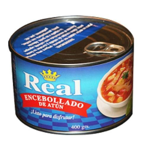 Real – Tonijn Encebollado – Kant-en-klaar – 400 gram
