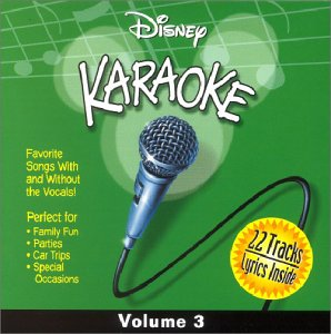 Disney Karaoke Vol.3