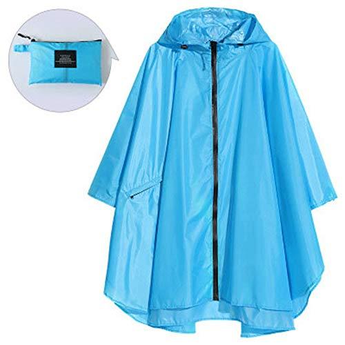 QinWenYan Fietsmantel 9 soorten vaste naden regenjas mode en mantel de kleur vrouwen regenjas waterdichte regenjas fietstas ontworpen voor outdoor-activiteiten