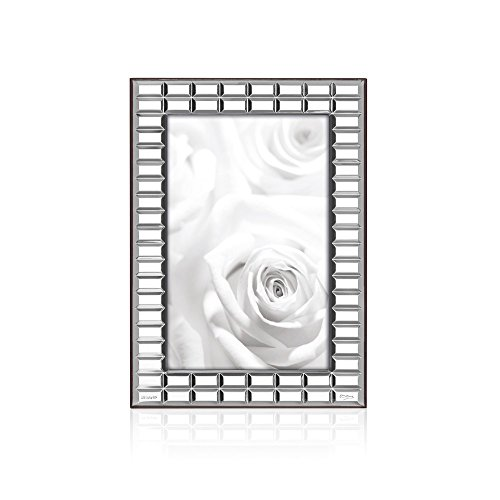 Preisvergleich Produktbild OTTAVIANI Bilderrahmen in Silber Lingotto 26019AM
