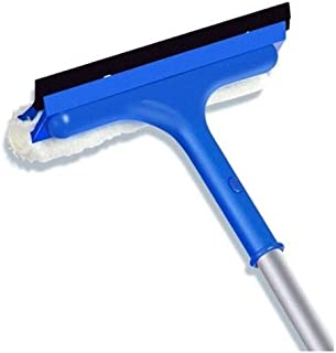 GYHZP Glass Cleaning Equipment, Double-sided Window Brush Glass Cleaning Equipment, Easy To Use, Labor Saving (green) (Col...