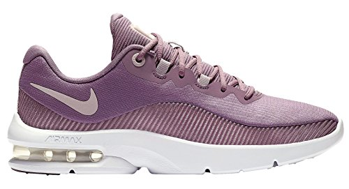 Nike Women's Air Max Advantage 2 Running Shoes Violet Dust/Particle Rose 8.5