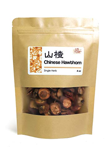 New Packaging Chinese Hawthorn Berries Dried Fruits  4 Oz