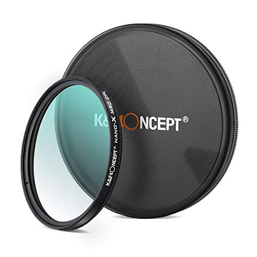 49mm Polarizing Filter for Camera Lenses Weather-Sealed by Tyfoto Schott b270 Glass,16-Layer Nanoform Ultra-Slim Polarizer Professional Photography Filter with Lens Cloth