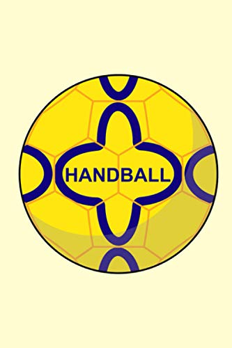 Handball: Coach's Handball Record Book For Tracking Progress And Planning Strategy