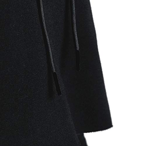 FUNKY MONKEY BTS Logo Cropped Hoodie for Women Black,M