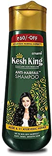 Kesh King Scalp and Hair Medicine Anti-Hairfall Shampoo, 600 ml