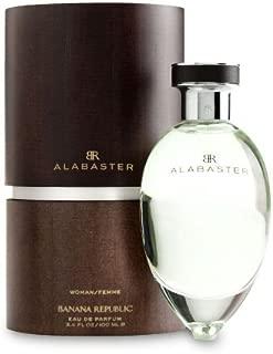 Banana Republic Alabaster by Banana Republic For Women. Eau De Parfum Spray 3.4-Ounces by Banana Republic