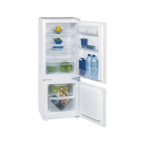 Exquisit Einbau Kühl- und Gefrierkombination EKGC 225/40-11 A++ | Einbaugerät | 176 Liter Nutzinhalt | weiß