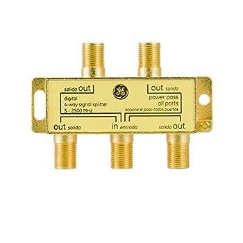 coaxial splitter 4 way