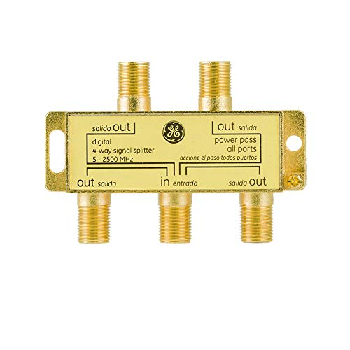 Top 3 way splitter coaxial for 2020